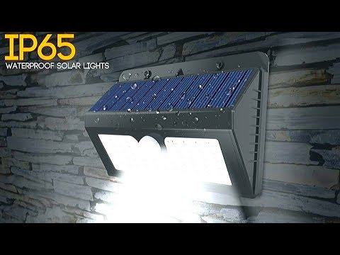 Top 5 Best Outdoor Solar Security Lights