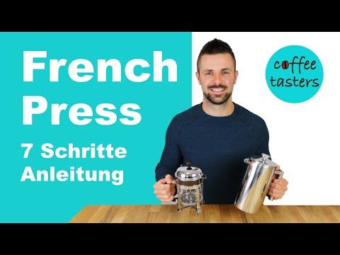 French Press Kaffee
