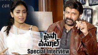 Paisa Vasool Movie Special Interview || Balakrishna, Puri Jagannadh, Shriya Saran