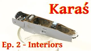 Video Model Karaś PZL-23A - 1/48 Mirage Hobby - Interiors download MP3, 3GP, MP4, WEBM, AVI, FLV Juli 2018
