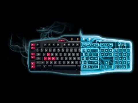 Logitech G103 Gamer Klavye - İnceleme - Tanıtım