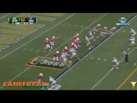 Official Phillip Dorsett Sophomore Highlights - Miami Hurricanes