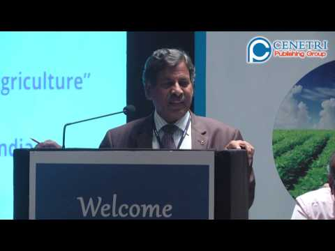 Dr H Shivanna| University of Agricultural Sciences | India | CALSC 2016 | Cenetri Publishing Group