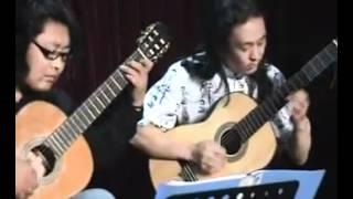cây đàn guitar cổ điển.FLV