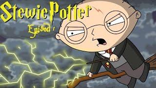Гриффины - Стьюи Поттер Эпизод 1 пародия на Гарри Поттера
