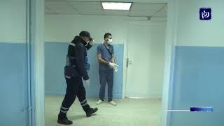 مرحلة حاسمة في مواجهة فيروس كورونا 1/4/2020
