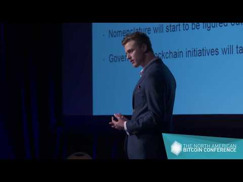 Jeremy Gardner, Founder At Augur   The North American Bitcoin Conference 2017