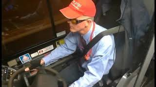 The Singing Sydney Bus Driver sings Elton John's