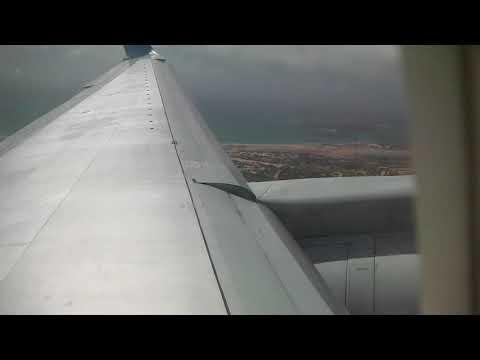 Boa Vista Rabil Airport, Boa Vista, Cape Verde - take off