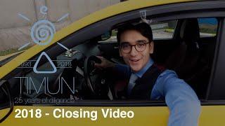 TIMUN 2018 - Closing Video