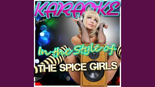 Last Time Lover (In the Style of Spice Girls) (Karaoke Version)