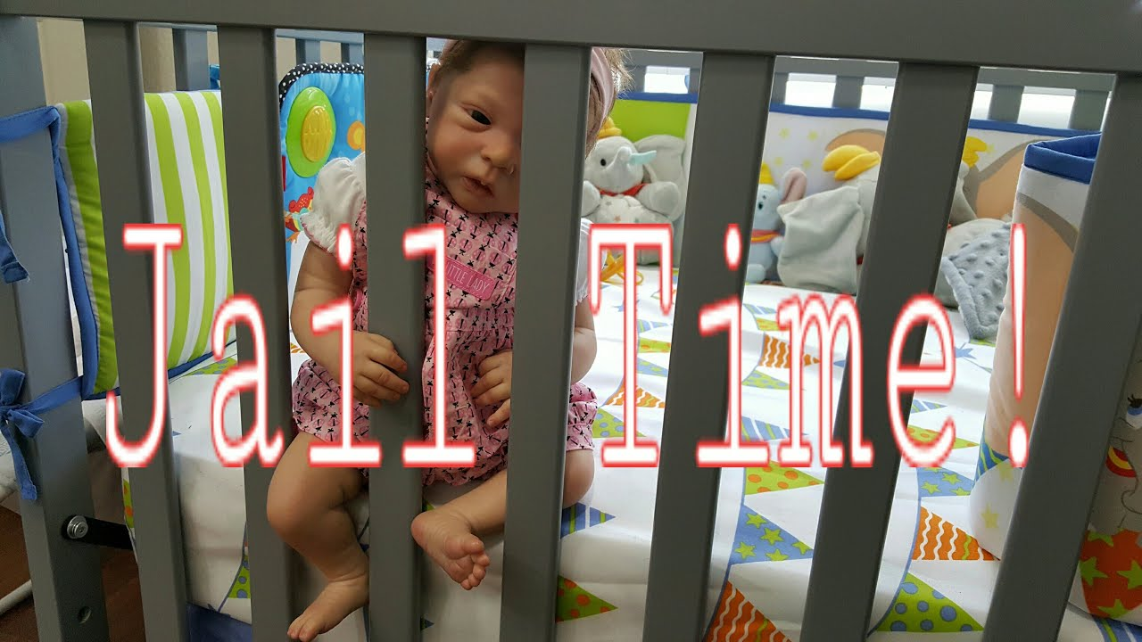 Newborn Baby In Jail Time Out For Baby Molly Baby Doll