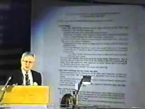 Ex FBI Head Ted Gunderson Satanic McMartin Preschool Tunnels Pt 1