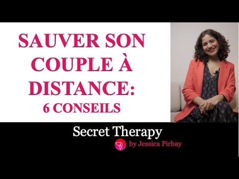 Sauver son couple à distance: 6 conseils pour réussir une relation à distance
