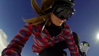 Jamie Anderson: Snowboarder, Gold Medalist, and Badass Yogi (Wanderlust)