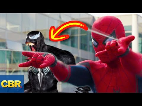 10 Things Venom Can Do That Spiderman CAN'T