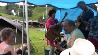 Tahora Folk Festival jam, 28 Dec 2009
