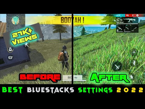 BlueStacks 5 best settings for low end pc   BlueStacks 5 Lag Fix, Bluestacks Settings For Smooth Run