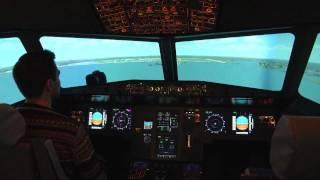 TTV will's wissen - Kann ein Laie einen Airbus landen?