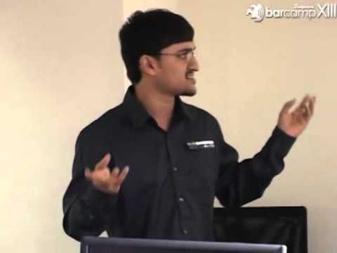 Barcamp Bangalore 13: Randomness and Bias
