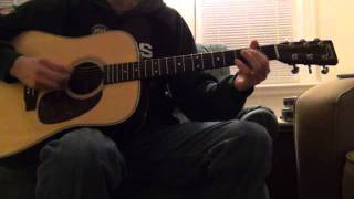 Eric Clapton- Ramblin On My Mind Cover