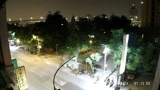 台灣 Taiwan IPCAM LIVE Web Camera! New Taipei City Live! GV-MFDC1501  板橋區 現場直播 720P