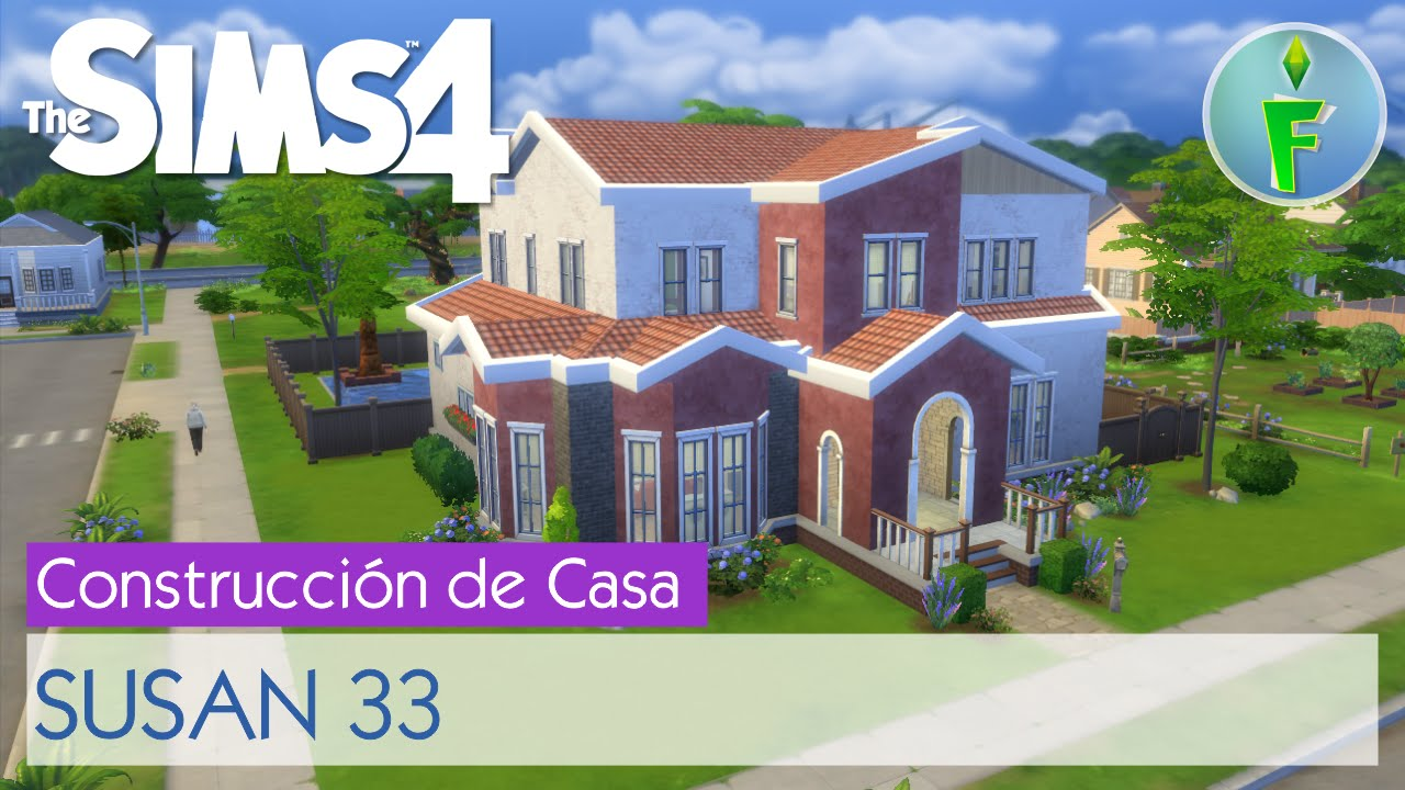 The sims 4 house building susan 33 familiar grande Casas modernas sims 4 paso a paso