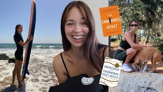 VLOG! Surfing, Favorite Books, Hiking & More