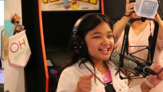 "Angelica Hale From ""America's Got Talent"" Joins Us In Studio!"