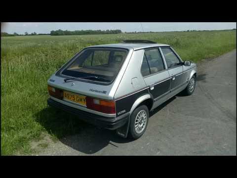Talbot (née Chrysler) Horizon road test!