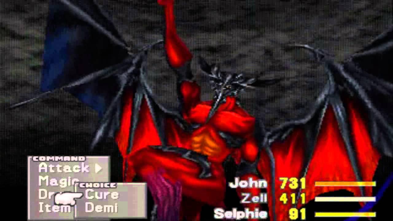 Risultato immagini per final fantasy 8 diablos