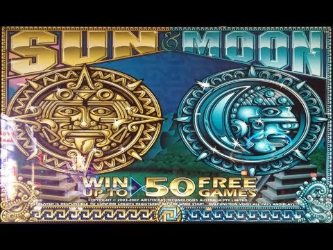 Sun and Moon Slot HUGE WIN - Almost HandPay at Pechanga Resort