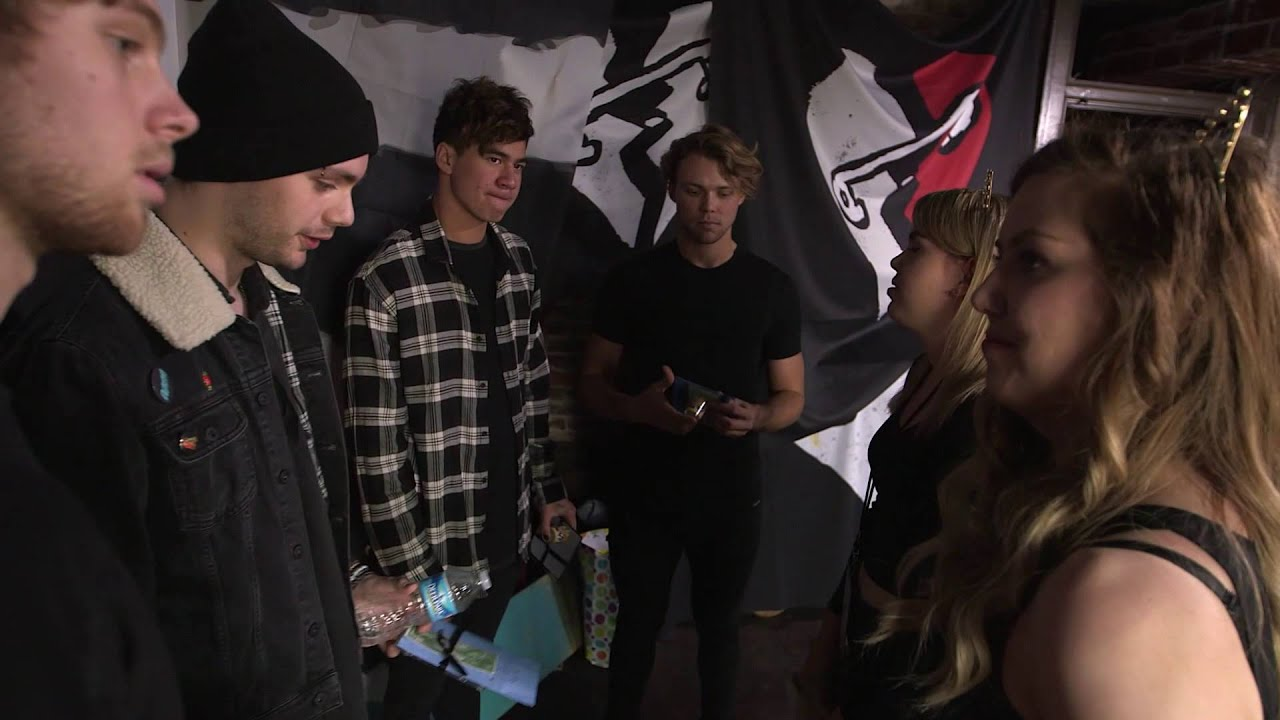 5 seconds of summer meet and greet birmingham