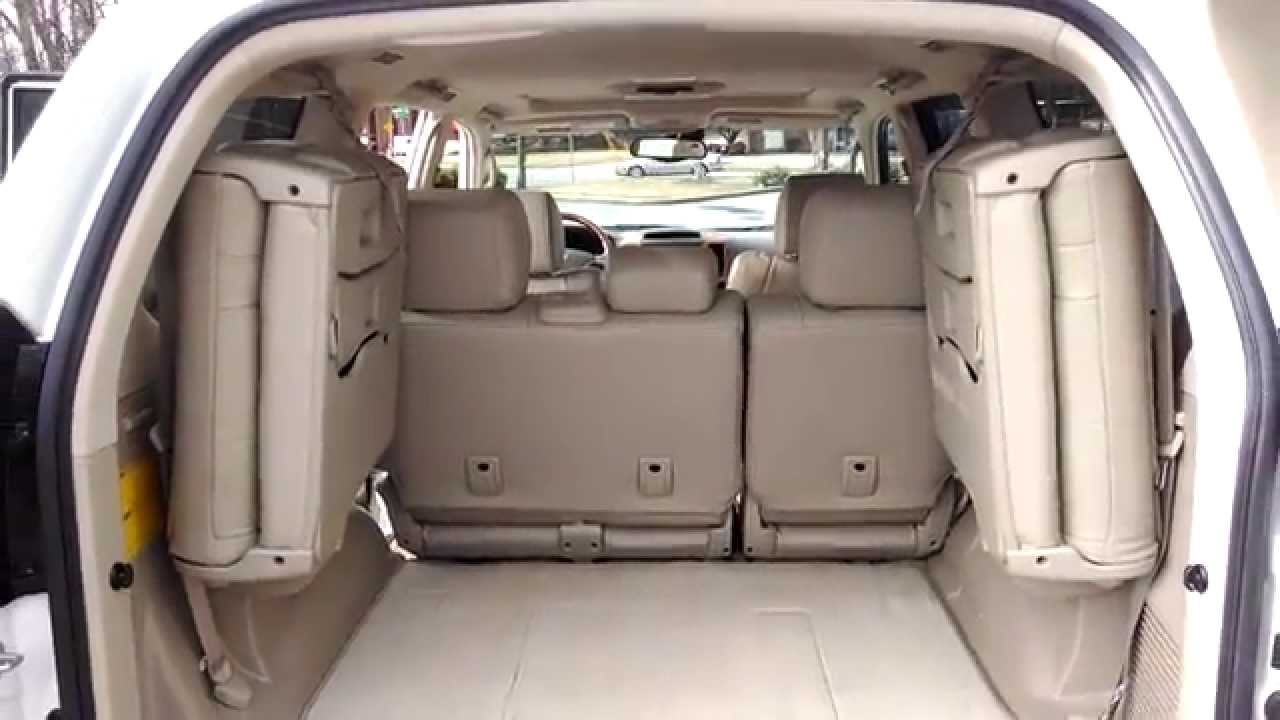 Lexus gx470 interior features review
