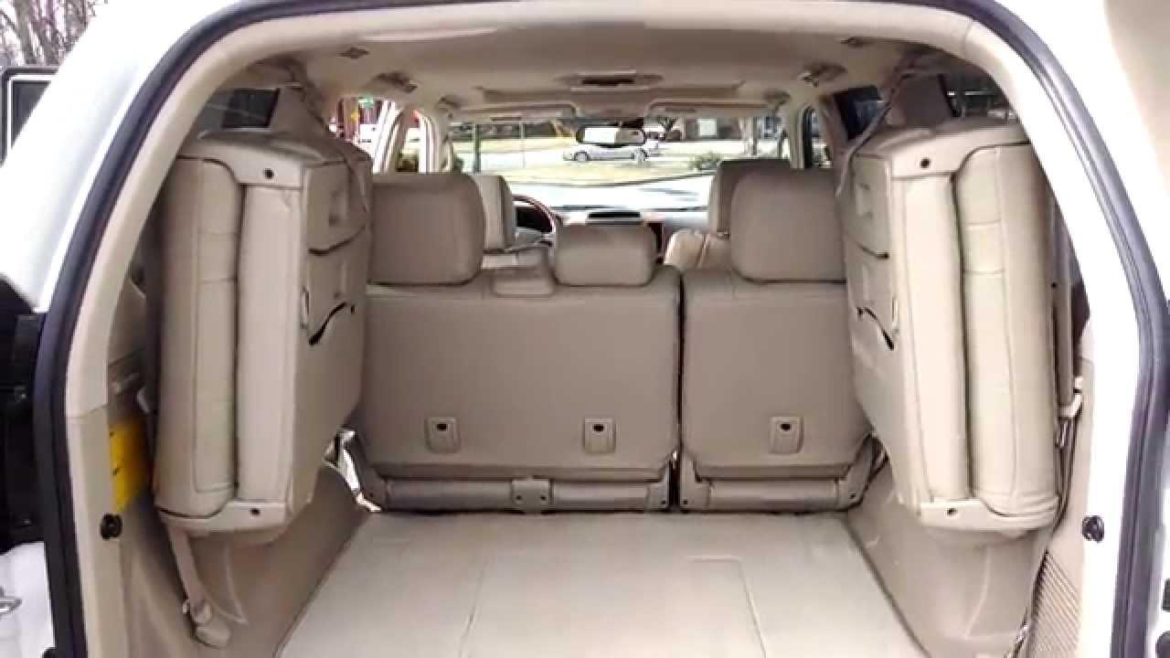 Lexus Lx 2014 570 Interior