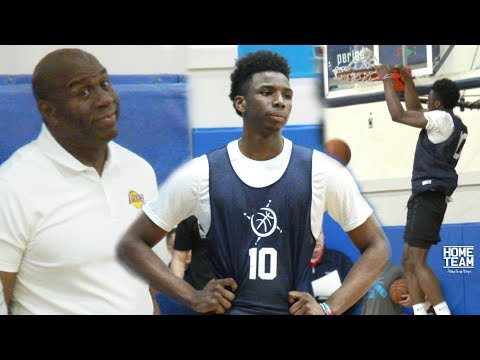 Hamidou Diallo Pro Day Workout In Front of NBA GM's & Coaches In Los Angeles