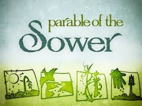 Mark 4 Parable of the Sower - YouTube