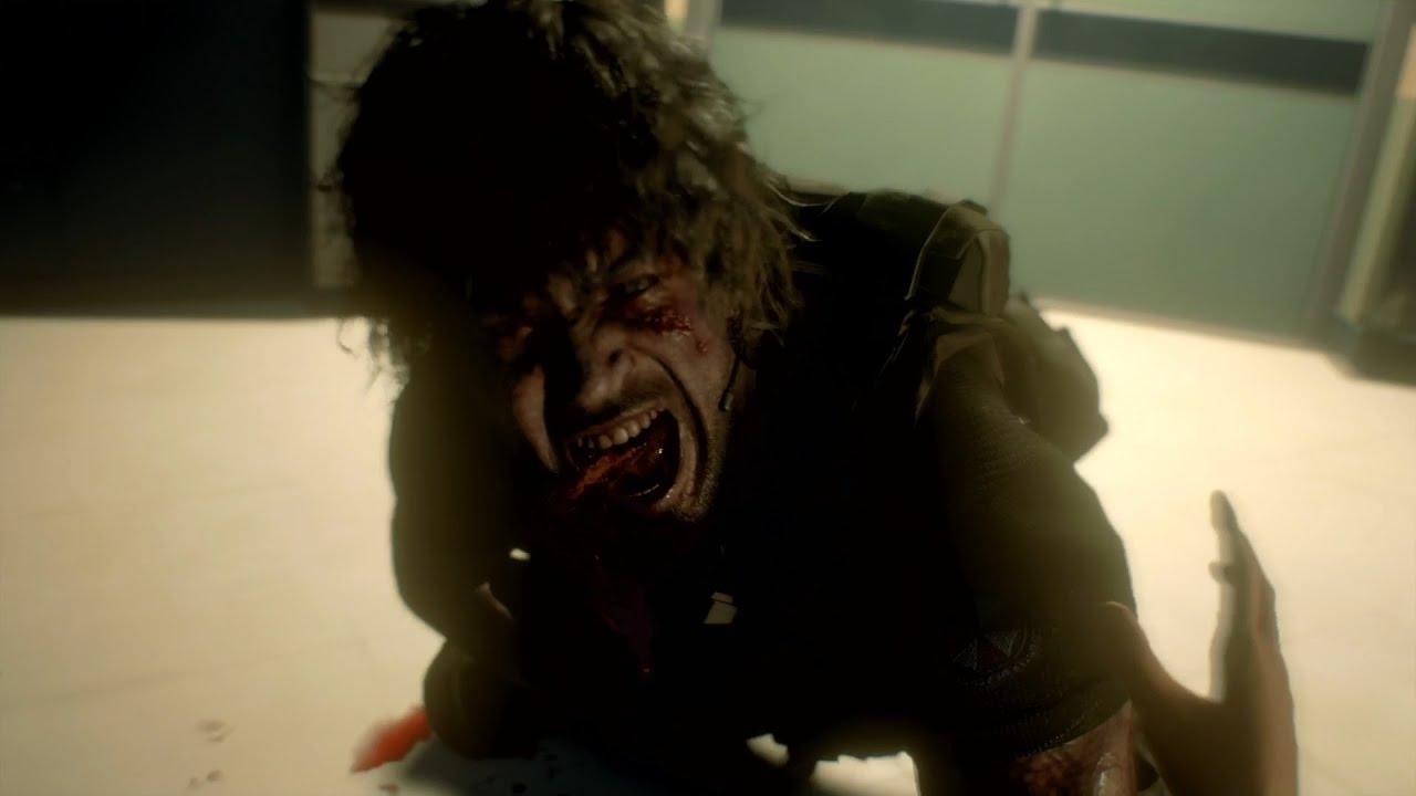 Орда зомби в госпитале ► Resident Evil 3 Remake ► Прохождение #7