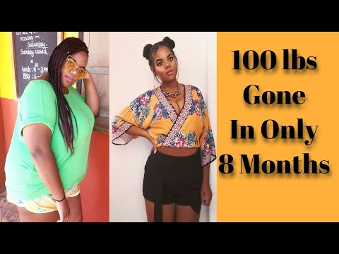100 LB WEIGHT LOSS TRANSFORMATION | A JOURNEY TO HEALTH & HAPPINESS