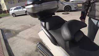 TOP 3 REASONS Honda Silver Wing 600 Touring Scooter is 6 5
