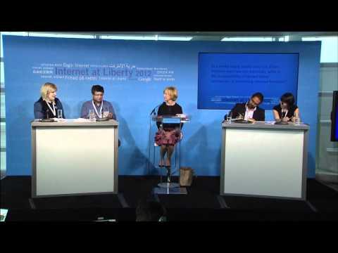 Internet at Liberty 2012: Plenary IV - S. Abraham, C. Wong,  M. El Dahshan, D. Mijatović