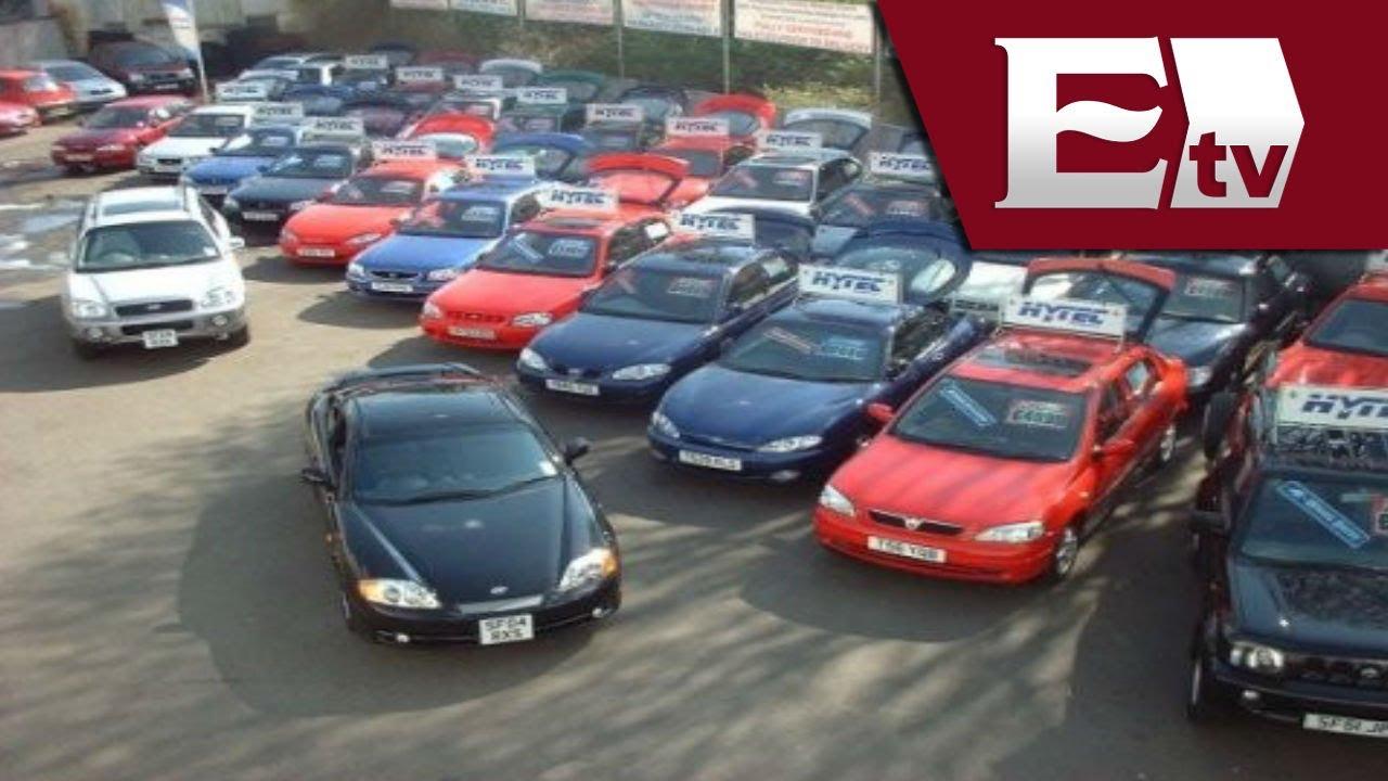 5c47af5d0 Abren programa de compra segura para adquirir vehiculos en el DF / Andrea  Newman - YouTube