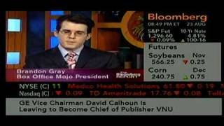 8-23-06 Charles Gradante - Bloomberg TV - Tom Cruise/Film Finance Hedge w/ Darren Gersh/Suzy Gharib