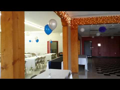 Reservation Party Rental Hall