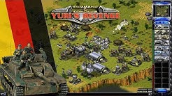 Red Alert 2 - Let's Try Some German Tanks - 7 vs 1