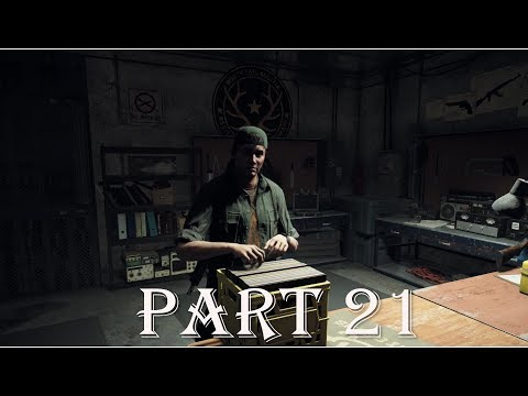 """FAR CRY 5 Walkthrough Part 21 - """"Gearing It Up"""" - FULL GAME (1080p 30fps)"""