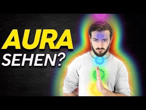 Aura sehen lernen - Geht das? (inkl. 1 Minute Selbsttest)