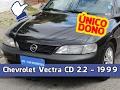 Chevrolet Vectra 1999 CD ÚNICO DONO - #Caroneiros 10