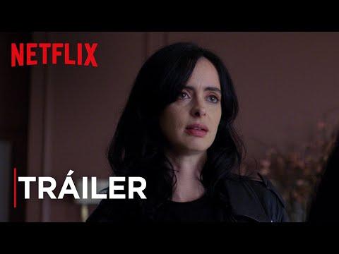 Marvel - Jessica Jones: Temporada 3   Tráiler   Netflix