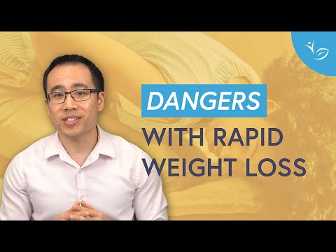 What Could Happen If You Lose Weight Too Fast
